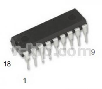 Микросхема КР537РУ13 фото 1