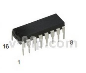 Микросхема «К1323ХВ1Р» фото 1