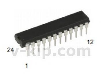 Схема управления памятью 588ВТ2, Н588ВТ2
