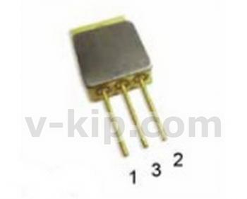 Транзистор кремниевый эпитаксиально-планарный полевой 2П7233А-5