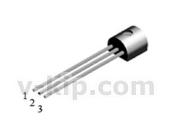 Транзистор КП505Б n-канальный МОП  фото 1