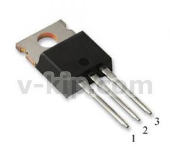 Мощный вертикальный n-канальный МОП-транзистор КП723В  фото 1