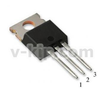 Мощный вертикальный n-канальный МОП-транзистор КП745Б  фото 1