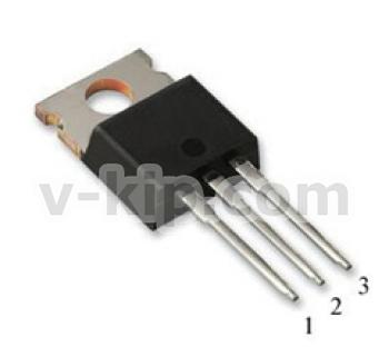 Мощный вертикальный n-канальный МОП-транзистор КП750Б  фото 1