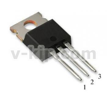 Мощный вертикальный p-канальный МОП-транзистор КП796Б  фото 1