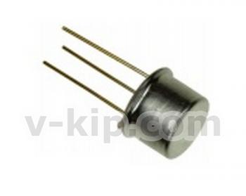 Кремниевый биполярный эпитаксиально-планарный n-p-n транзистор 2Т635А фото 1