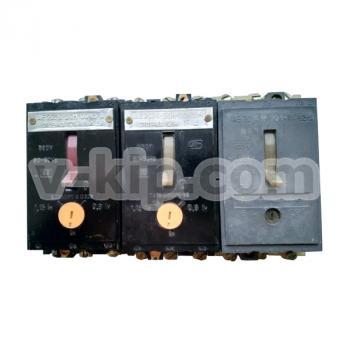 Автоматический выключатель АЕ2026-20Н-16А