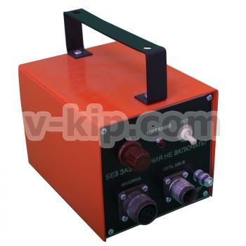 Блок питания машин газорежущего типа Смена-2М - общий вид