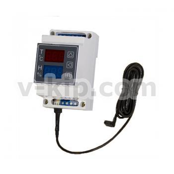 Фото Измеритель-регулятор температуры и влажности ИРТВ-02
