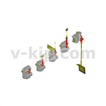 Изображение выключателей дистанционных ВДШ