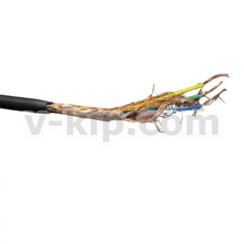 КММ 3 х 0.12 провод монтажный экранированный в ПВХ оболочке фото 1