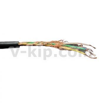 КММ 4 х 0.12 провод монтажный экранированный в ПВХ оболочке фото 1