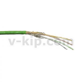 КММФЭ 4 х 0.12 кабель медный экранированный в оболочке из фторопласта фото 1