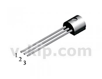 Транзистор КТ315Д1 фото 1