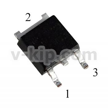 Транзистор КТ816В9 фото 1