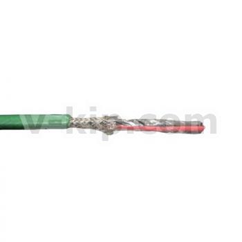 КУФЭФ 2 х 0.5 кабель управления в изоляции из фторопласта фото 1