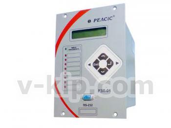Микропроцессорное устройство релейной защиты и автоматики РЗЛ-01.02К1 фото 1