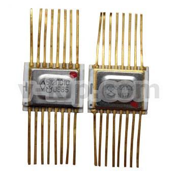 Микросхема интегральная полупроводниковая 512ПС10