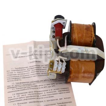 ОСЗ-730 трансформатор - фото с паспортом