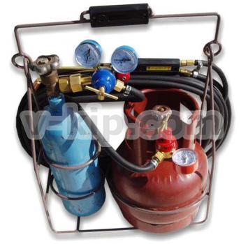 Пост газосварщика (переносный) - фото