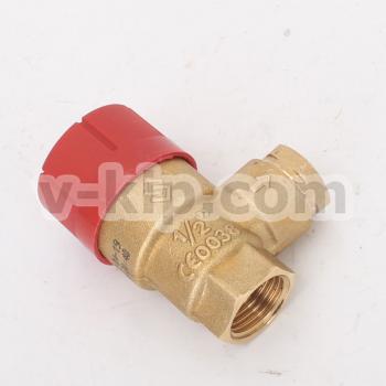 Предохранительный резьбовой клапан Prescor 3 bar 1-2 - фото №2