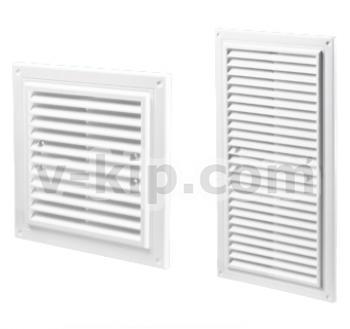 Приточно-вытяжные вентиляционные решетки