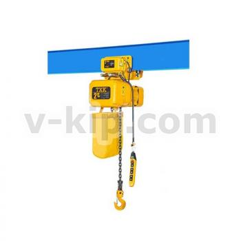 Таль цепная электрическая 2 тн SSDHL 02-01S