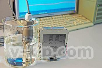 Система контроля скорости коррозии оборудования