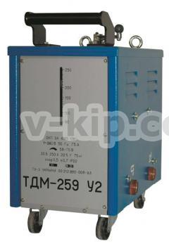 Сварочный трансформатор ТДМ-259 фото 1