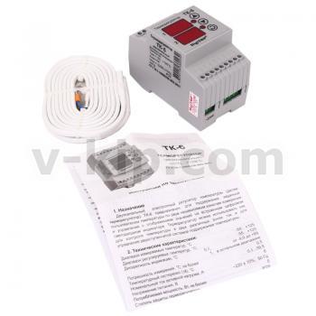 Терморегулятор ТК-6 фото 3