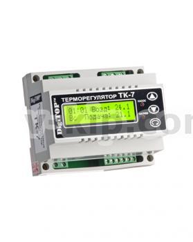 Терморегулятор ТК-7 фото 1