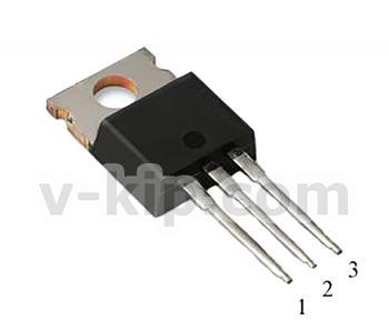 Транзистор КТ837Ф фото 1