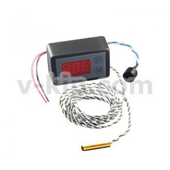 Фото Термометр-сигнализатор корпусной ТС-3D-а