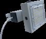 Одномодульный LED светильник прожектор фото 1